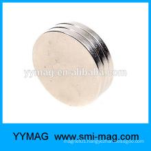Hot sale neodymium handbag magnet button