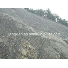 Rockfall Protection System High Tensile Steel Wire Mesh From Anping China