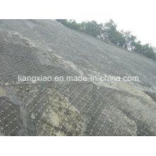 Sistema de Proteção Rockfall Alça de Arame de Alta Tensão de Anping China