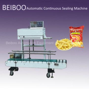 Máquina automática de selagem contínua do saco de bolsa de suporte (RS-1370ALM)