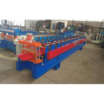 Metal Ridge Tile Forming Machine