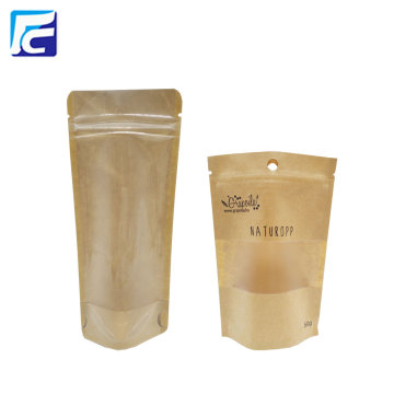 Hoge kwaliteit Stand Up Craft Dry Food Bag