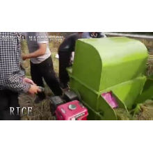 DONGYA 5TG-70 0915 High quality rice thresher machine price in philippines