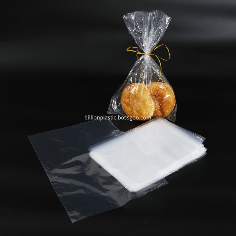 Clear Flat Bag