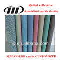 Rolled Metallic Reflective Sparkle Film