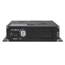 DVR mobile de voiture 4CH 1080P