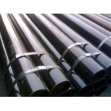 Tubo de acero de inmersión en caliente tubo de acero galvanizado tubo de galvanización A53B