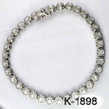Браслеты ювелирных изделий способа 925 серебряные (K-1898. JPG)