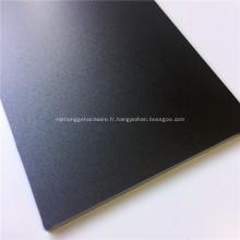 Extrusions de panneaux composites en aluminium de bonne qualité