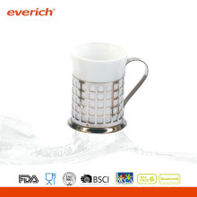 High quality low price travel ceramic coffee mug