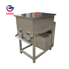 Máquina mezcladora de carne 300L Máquina mezcladora para queso
