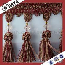 Best Sell Decorative Curtain Tassel Fringe Trimmings