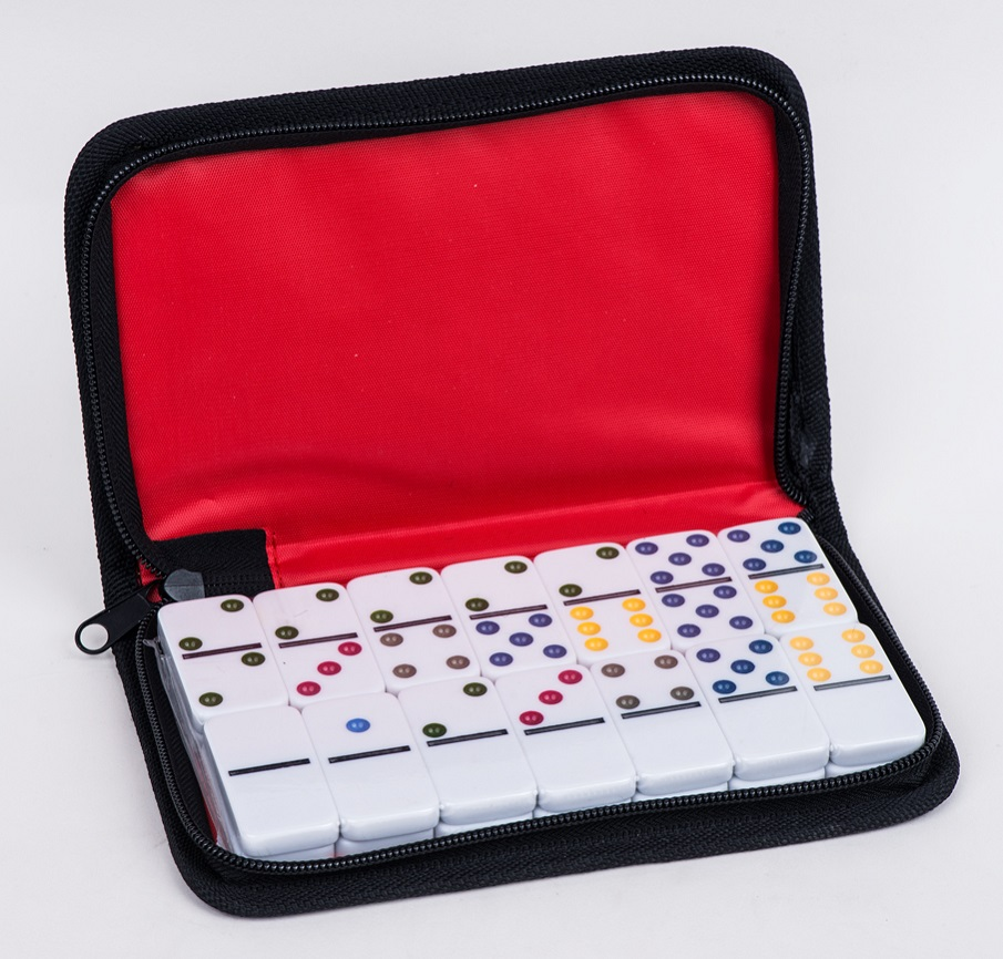 Travel Dominoes Games Set