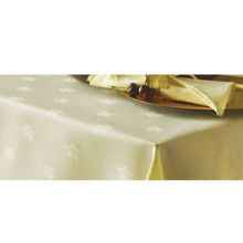 Tablecloth for Hotels, Made of 100% Polyester Material, Customized Fabrics and Sizes Welcomed