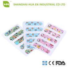 wound plaster for baby use environmental in China