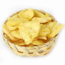 New Product 100% natural Vacuum Fried Snacks Chips Pineapple Crisp