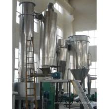Secador rotativo para indústria alimentícia
