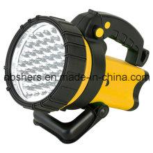Портативный 37PCS Светодиодный прожектор предупредительной лампы