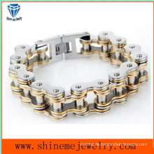 Shineme Schmucksache-Edelstahl-Handchain Art- und Weisemänner Armband (BL2820)