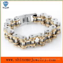 Jóias Shineme Pulseira de aço inoxidável de aço inoxidável para moda (BL2820)