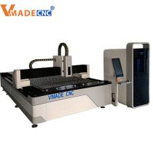 Faserlaserschneidemaschine mit stabilem Steuerungssystem