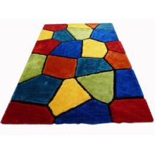 Polyester Modern Shaggy Carpets for Children