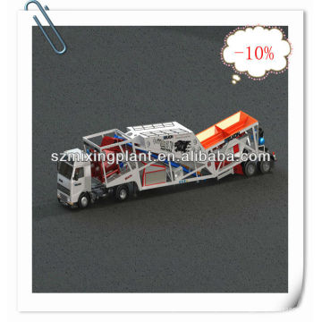 YHZS50 Tragbare Beton-Dosieranlage zum Verkauf