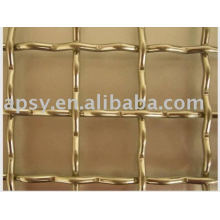 braided copper wire mesh