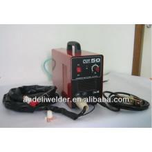 Оптовая портативный DC инвертор воздушно-плазменной резки машина резки-50 50amp двойное напряжение 110/220вольт