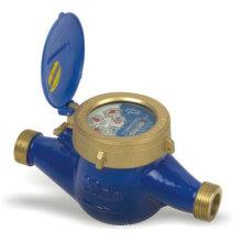 Rotary-Vane Wet-Dial líquido frío sellado medidor (LXSY-15 ~ 25)