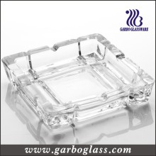 Crystal Square Glass Ashtray