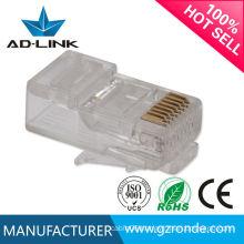 rj45 cat6 utp lan cable plug