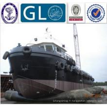Export airbag de réparation de navire d'indonésie pour le chantier naval