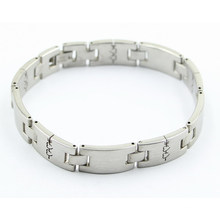 Hot Sale Stainless Steel Health Fashion Bracelet