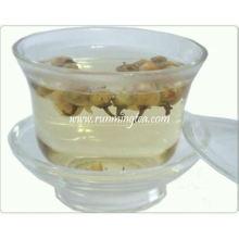 Chá secado da flor da camélia