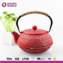 Tetera de té japonesa al por mayor personalizada 1 litro