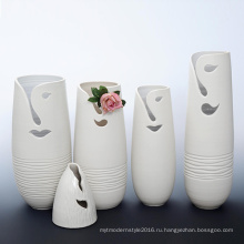 B109 Креативный дизайн фарфоровая ваза для цветов