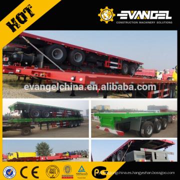 China hormigonera semi remolque camiones para la venta