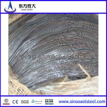 Cable de hierro negro Q195