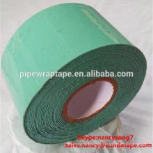 proteção da fita do envoltório da tubulação para flanges (fita Viscoelastic)