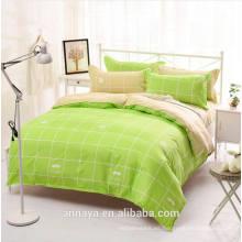 85gsm ropa de cama de microfibra con impresión Crown