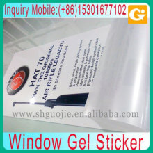Window Gel Sticker