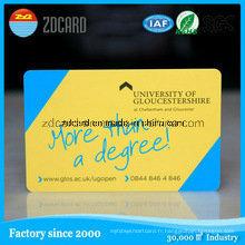 Impression de carte-cadeau d'adhésion à bande magnétique / carte VIP de fidélité