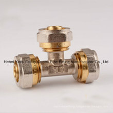 Pipe Fitting Copper Male Tee