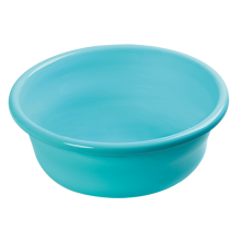 9405 Drum-shaped plastic wash basin