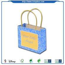 Mini Twisted Handle Shopping Bags