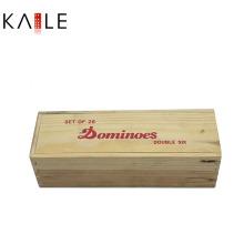 Mélamine populaire populaire Dominuo double six ensembles
