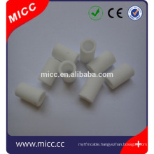 Ceramic heater element/ceramic insulation beads