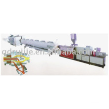 Linha de produção de tubos de parede sólida de PA/PP/PE