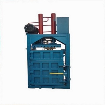 Hydraulic baling press machine